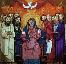 Y en Pentecostés, el inicio.